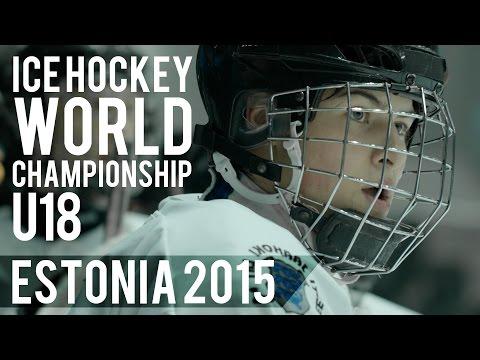 2015 IIHF Ice Hockey U18 World Championship Estonia (Division II Group A)