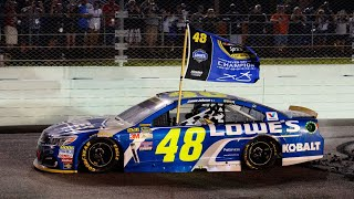 Last Lap Of Every Nascar Sprint Cup Series Champion (2008-2016)