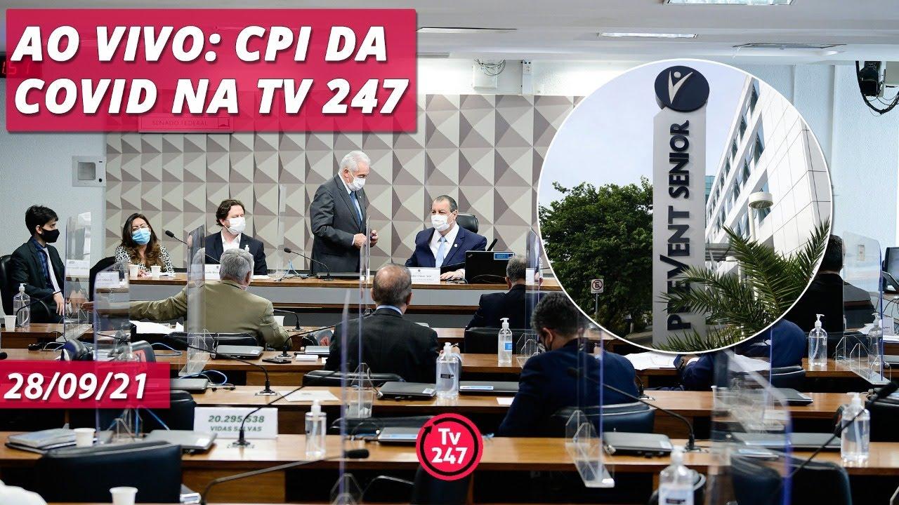 Download Ao vivo: CPI ouve a advogada Bruna Morato (Prevent Senior)