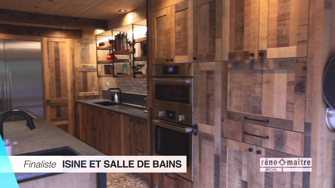 prix nobilis 2015 simard cuisine et salle de bains