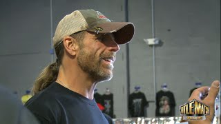 Icons of Wrestling Highlights ECW Arena   Shawn Michaels, Booker T, Bobby Heenan