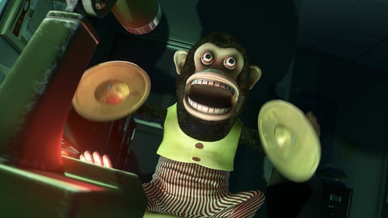 Toy Story 3 Monkey Scene Youtube