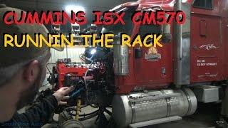 Download Cummins ISX CM570 Adjusting Valves, Injectors & Exhaust Brake Mp3 and Videos