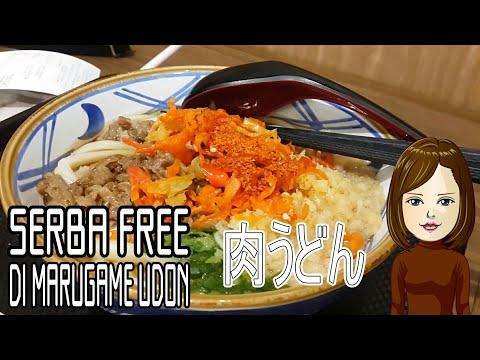 Marugame Udon Review - Serba FREE!!