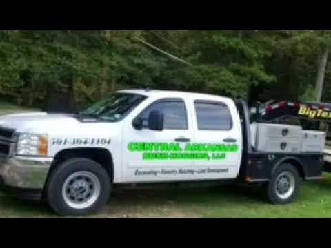 Forestry Mulching, Land Development, Excavation Central Arkansas Bush-Hogging LLC.