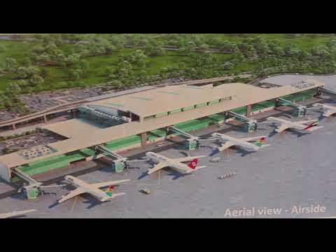 KOTOKA INTERNATIONAL AIRPORT TERMINAL THREE COMPLETE