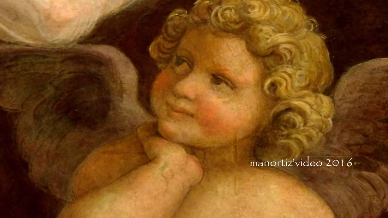 Raphael Raffaello Sibille Ed Angeli Santa Maria Della Pace Roma Manortiz