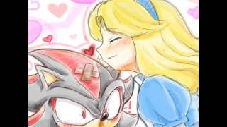 Gambar cover Shadow and Maria. Maria make's Shadow's heartbeat.