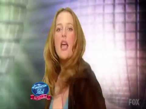 Staying Alive Celebrity American Idol Music Video