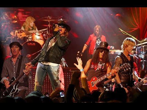 Guns N' Roses REUNION Tour