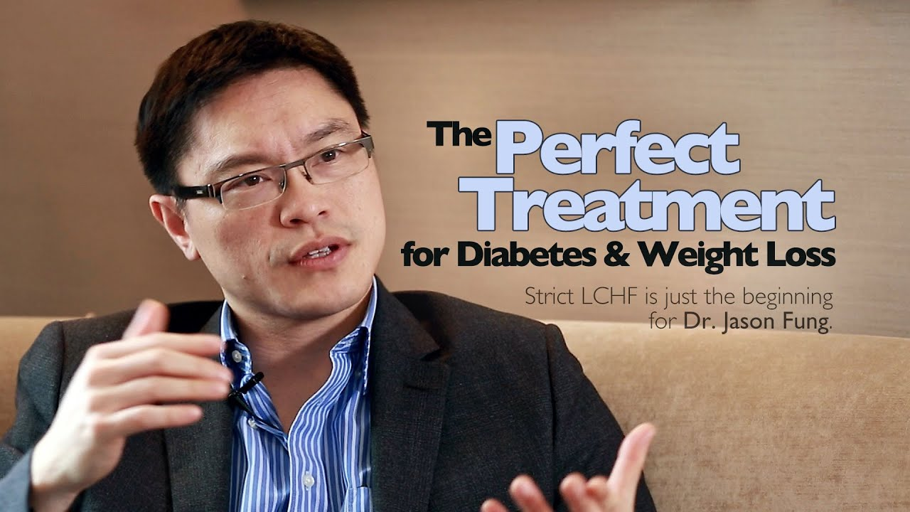 Strikt LCHF dieta para la diabetes