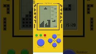 classic game --Good Old Tetris