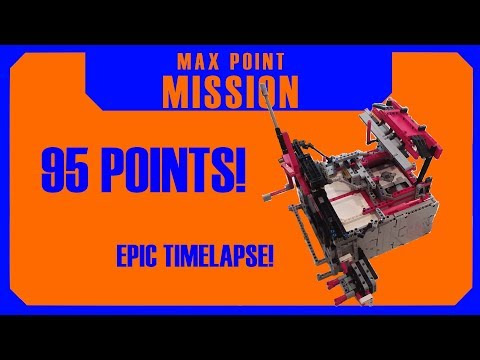 FLL Hydro Dynamics | 95 Point Run | Max Point Mission - E2