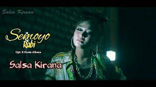 Gambar cover NGAMBANG _ SALSA  KIRANA Cipt: R  Husin  Albana. ( OFFICIAL  VIDEO )