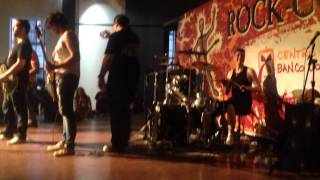 Tiglath - Stranger in a strange land(Iron Maiden cover) - [Fortaleza - 13/06/2014 - Rock Cordel]