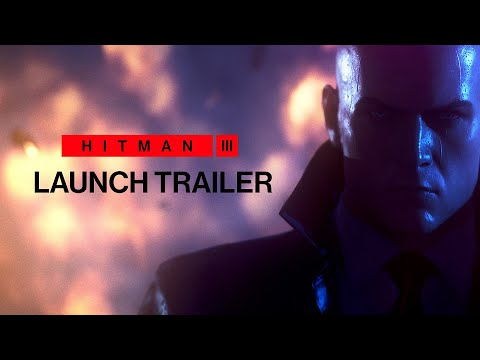 HITMAN 3 - Launch Trailer (4K)