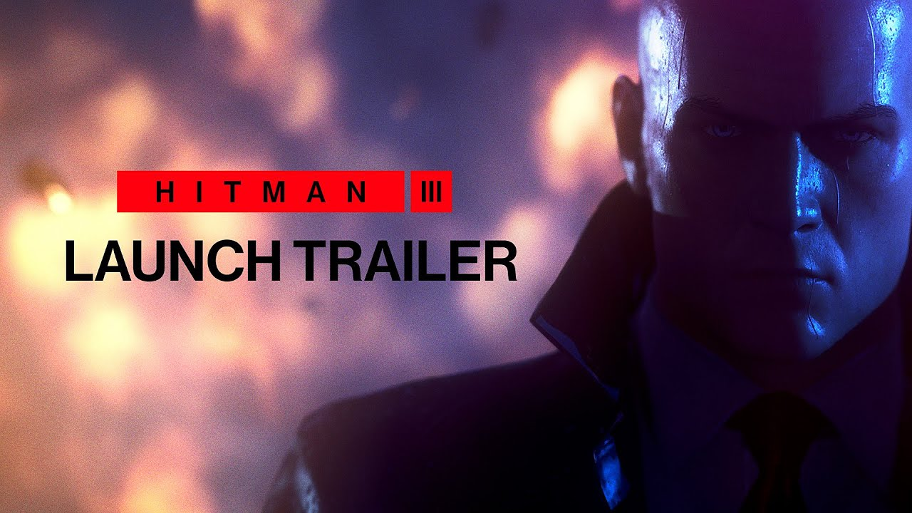 Hitman 3 Arrives January 20th 2021.