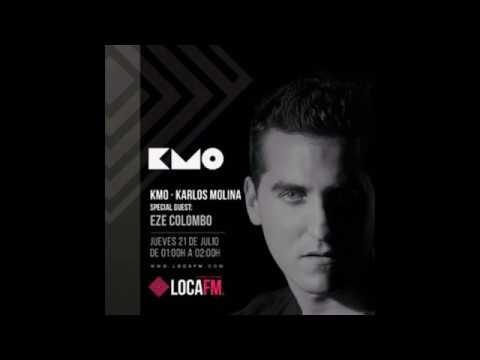 Eze Colombo Live KM0 by Loca FM - Madrid, ES