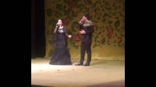 Джамиля Кафланова и Ризван Алиев песня