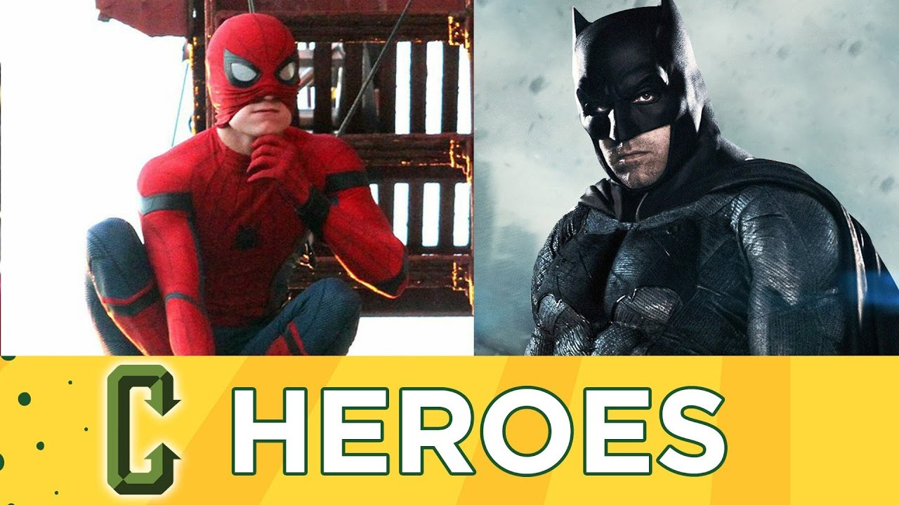 Spider Man Homecoming Trailer The Batman Release Before Justice League Part 2 Collider Heroes