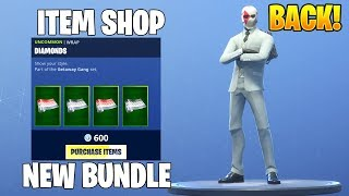 'NEW' WILD CARD WRAP BUNDLE (Wild Card is Back) Fortnite Item Shop 14 mars 2019