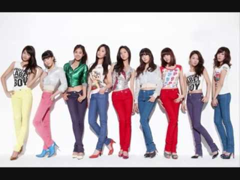 SNSD Mini album Gee Full song with MP3 download Link