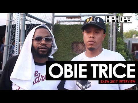 Obie Trice Talks Where He Has Been, His New Project, Detroit's Music Scene & More