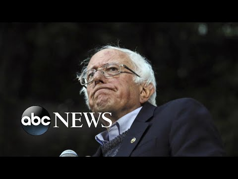 Bernie Sanders addresses campaign plans after heart attack l ABC News