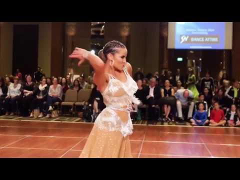 SN Fashion Show - Custom Latin Costumes