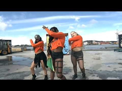 Ride Up - Tifa ft Khalia ( Laces Creation x KimikoVersatile) dance video
