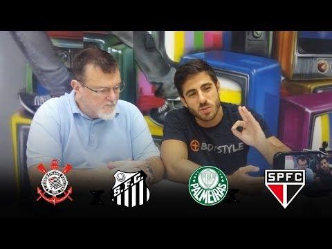 Clássico Alvinegro, Libertadores E Outros Jogos Do Paulistão - Direto Da Redação (02/03/18)