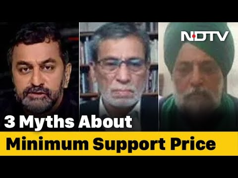 Reality Check   Facts Debunk Claims Over Minimum Support Price