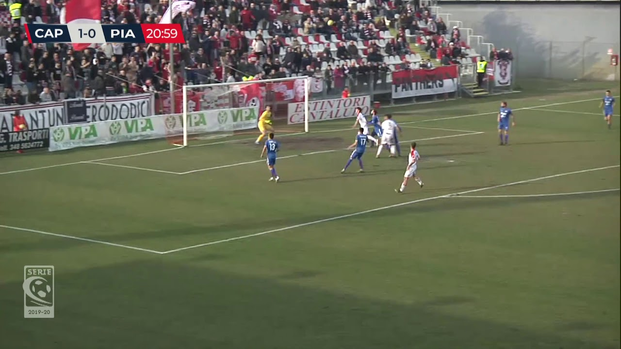 Carpi-Piacenza 3-0: gli highlights