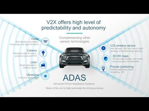 Qualcomm Webinar - Autonomous Cars of The Future Will Rely on 5G, But How Will We Get There?
