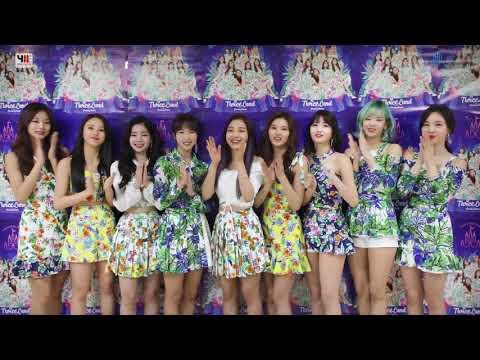 CLIP ID TWICE 2ND TOUR 'TWICELAND ZONE 2: Fantasy Park' IN BANGKOK!!
