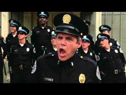 Police Academy - Extrait entrainement streaming vf