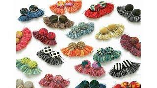 creative beautifull fabric button for kurties | DIY