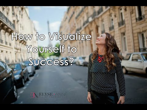 How to (Visualize Yourself to Success)