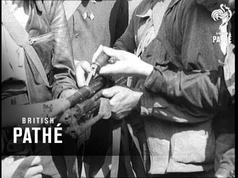 Triumph In France (1944)