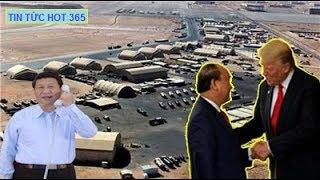 Trung Quốc điện khẩn cho Việt Nam khi nghe tin Mỹ mở căn cứ quân sự ở Đà Nẵng