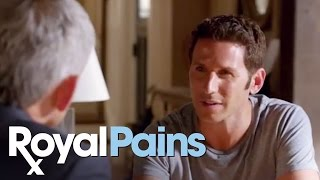 "Royal Pains - Season 6 - ""Good Air/Bad Air"" Promo"
