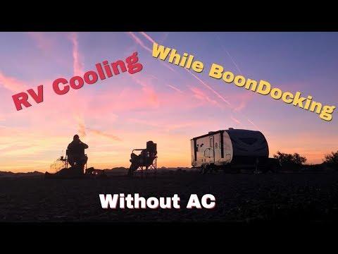 RV Air Conditioning Alternatives | NewAir EC-111W - Full-Time RV Life