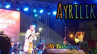 Eftalya- Bu Ayriluk Sevduğum (Ali Bakanay)- Konser Performansı Resimi