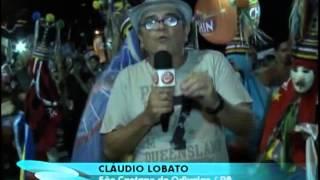 Carnaval em São Caetano de Odivelas (PA) resgata tradição folclórica - Repórter Brasil (noite)