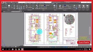 AutoCAD 2018 - Como imprimir y escalar desde layout (Presentación Lista para imprimir)