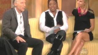 """Video Bill Maher On """"The View"""" Gives his take on Sarah Palin download MP3, 3GP, MP4, WEBM, AVI, FLV Juli 2018"""