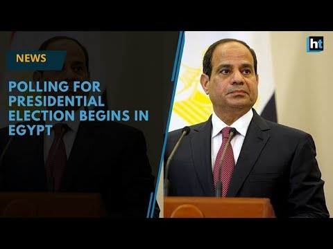 Presidential elections begin in Egypt