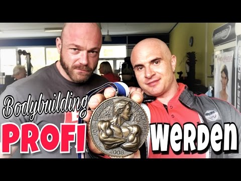 Wie werde ich Profi Bodybuilder beim IFBB - YouTube