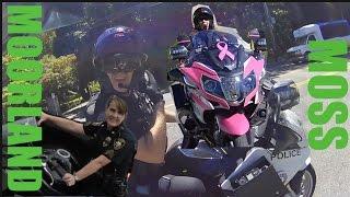 Cool Police Compilation. Portland Motovlogs.