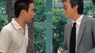 松田刑事は、4年前に自分が刑務所に送った青年・神崎の出所を待ち受け ...